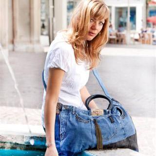 Jeanstasche hochwertig
